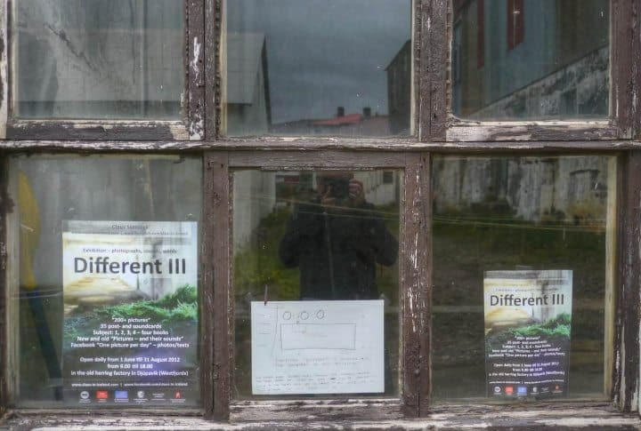Different III - Exhibition of Claus Sterneck