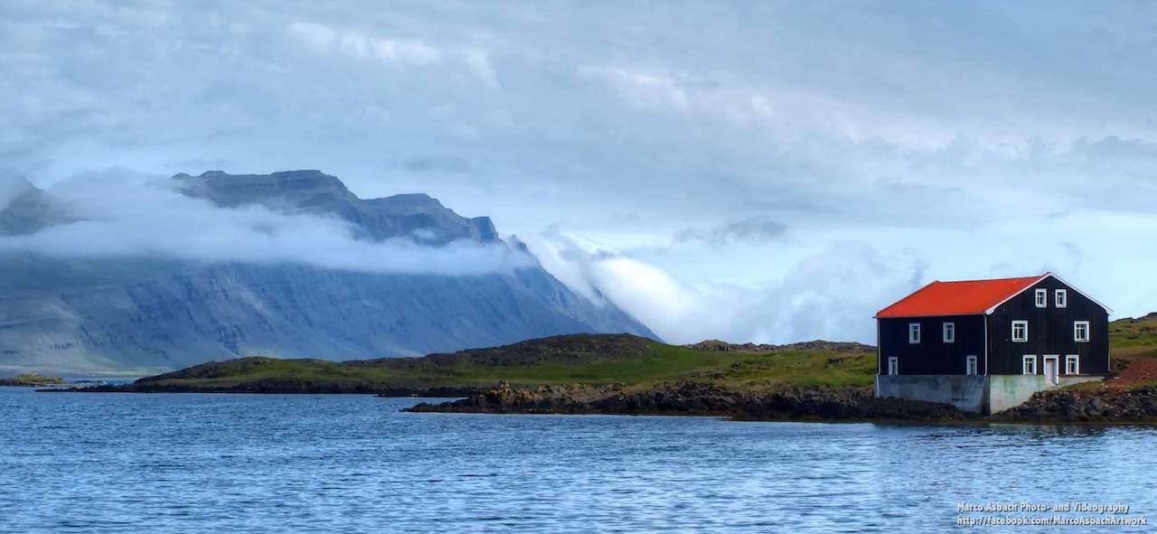 Fahrt durch die Ostfjorde – ZAUBER DES NORDENS