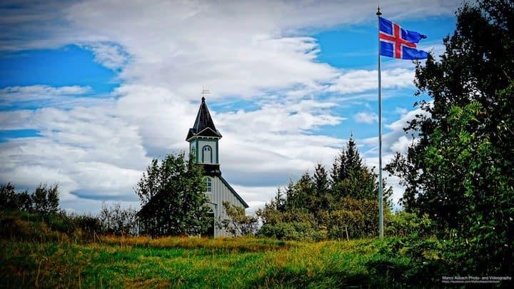 Kirche von Þingvellir