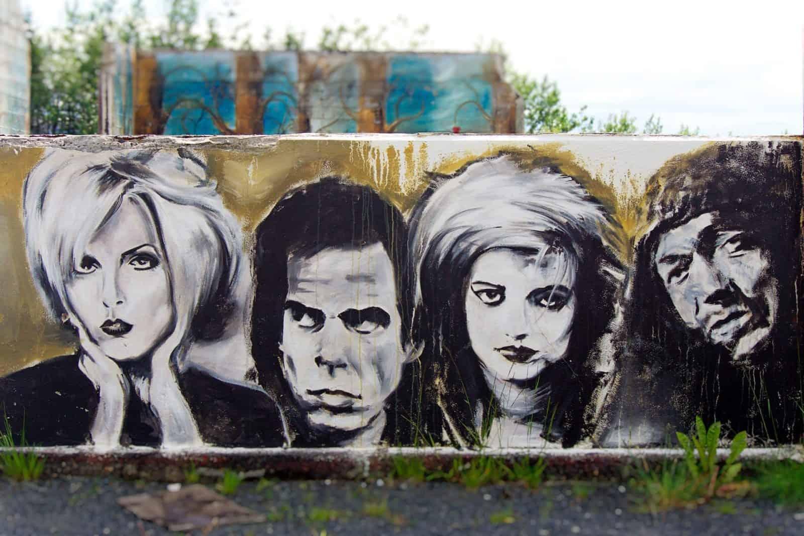 Graffiti in Hveragerði