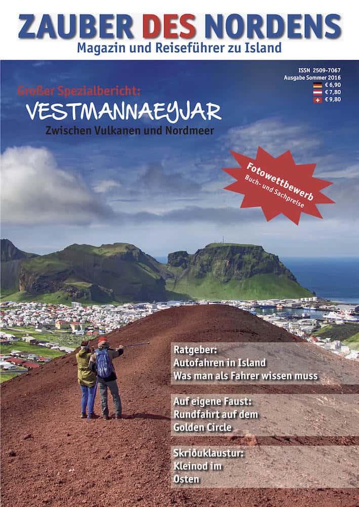 Titelseite Sommerausgabe 2016