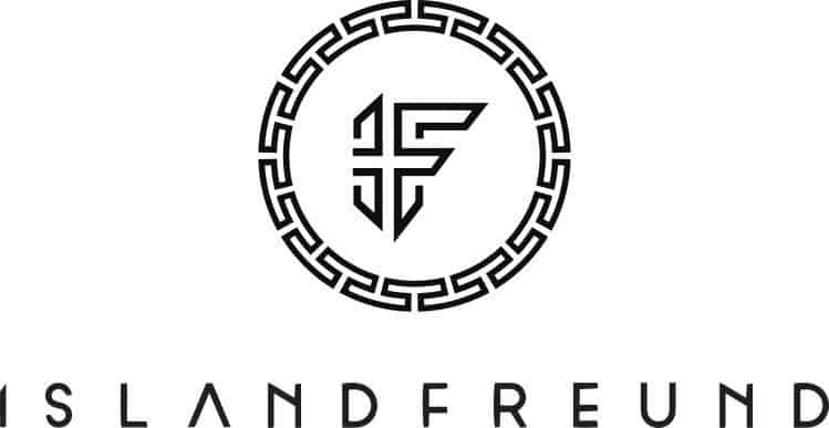 Islandfeund Logo