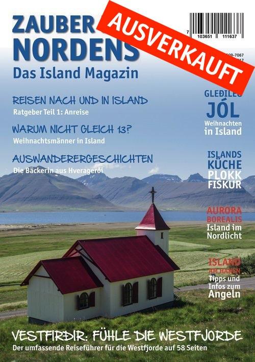 ZAUBER DES NORDENS - Ausgabe 2017.1 (Vestfirðir)