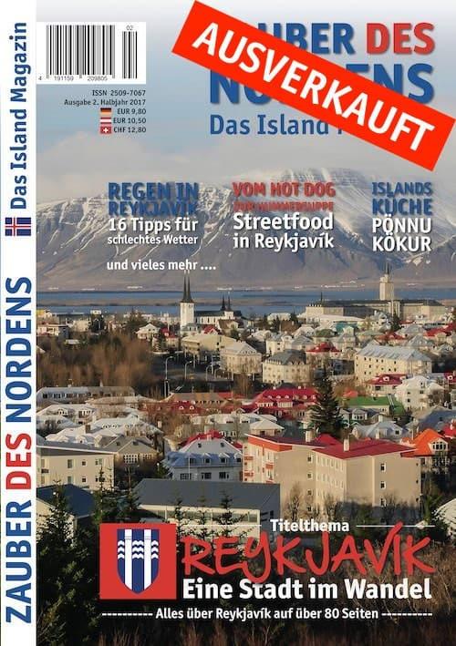 ZAUBER DES NORDENS - Ausgabe 2017.2 (Reykjavík)