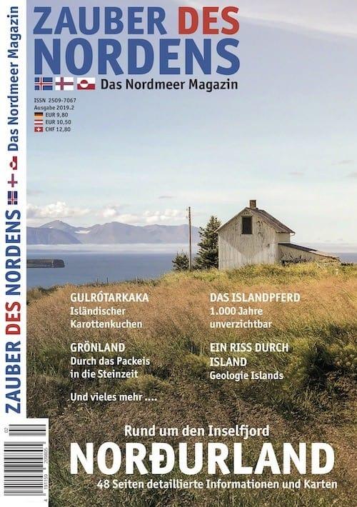 ZAUBER DES NORDENS - Ausgabe 2019.2 (Norðurland)