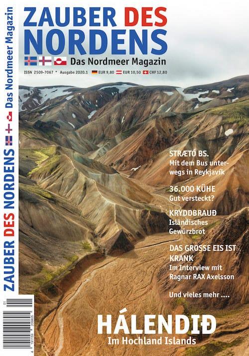 ZAUBER DES NORDENS - Ausgabe 2020.2 (Hálendið)