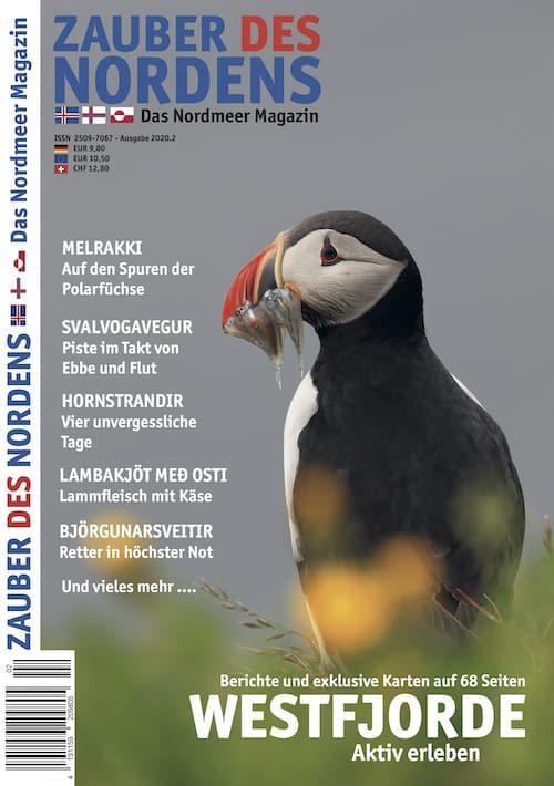 ZAUBER DES NORDENS - Ausgabe 2020.2 (Westfjorde)